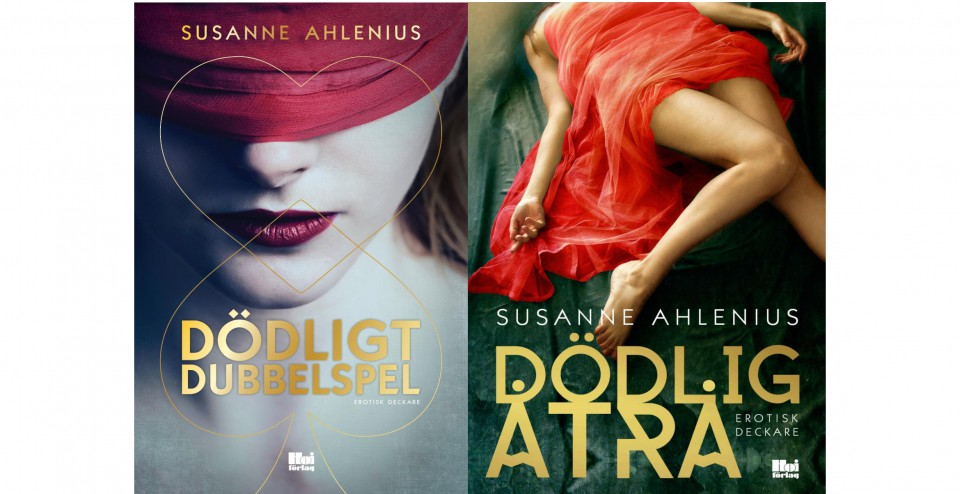 Susanne Ahlenius – Swedish Erotic Crime Writer