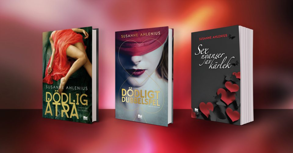 Susanne Ahlenius – Erotic Crime Writer